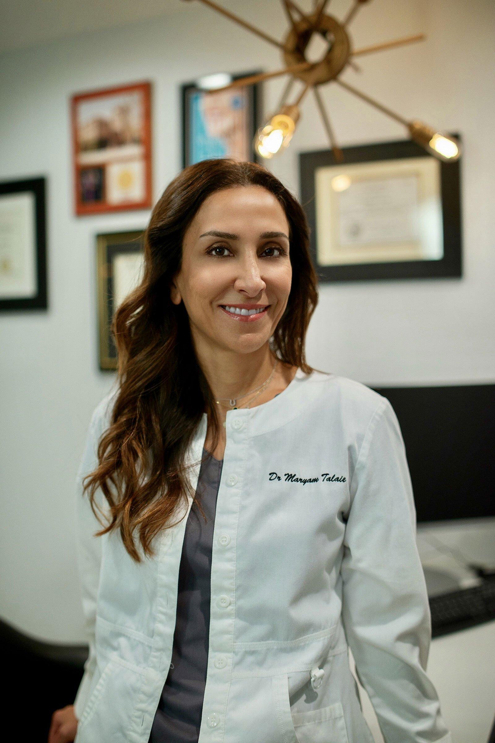 Dr. Maryam Talaie | Century Smile Dental Practice | Culver City, CA